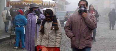 Frío, lluvias y viento afectarán la mayor parte del territorio nacional