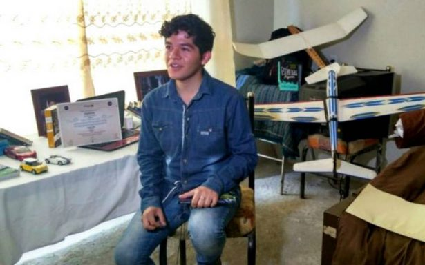 Estudiante de Tultepec gana trofeo en la NASA por proyecto de vida en Jupiter
