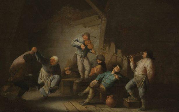 El arte de reír en las pinturas del siglo de oro neerlandes