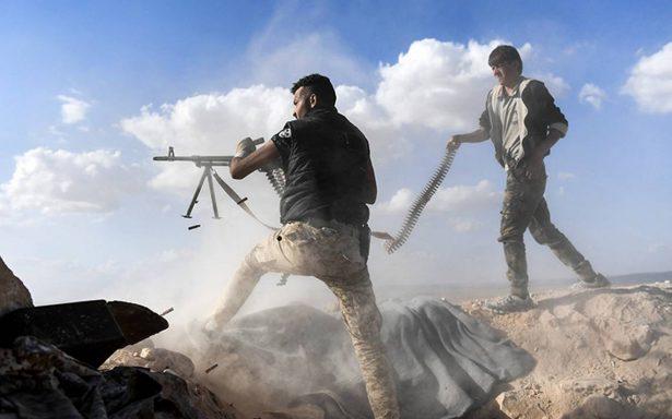 ISIS renace de entre las cenizas en Siria