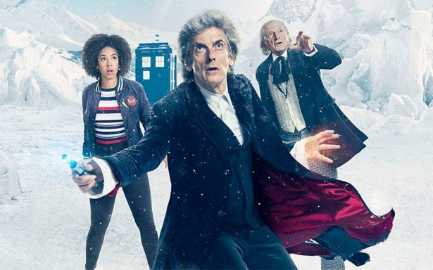 Fans de Doctor Who: especial navideño de la serie se exhibirá en cines de México