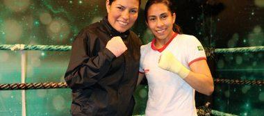 """""""Guerrera"""" y """"Guerrerita"""" Torres, hermanas mexicanas hacen época en el boxeo"""
