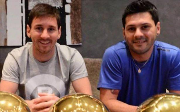 Tras confuso y sangriento incidente, detienen a hermano de Messi