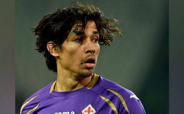 Matías Fernández llega desde la Fiorentina para jugar en Necaxa