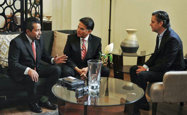 Continuidad para el éxito de la Reforma Educativa, pide Aurelio Nuño