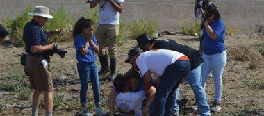 Migrante se reunió con su familia luego de 5 años