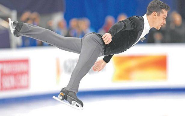 Javier Fernández se acerca a un sexto título europeo de patinaje artístico