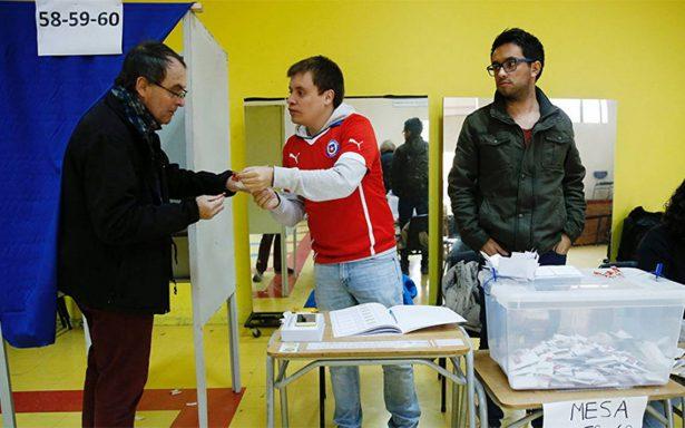 Ultiman detalles en Chile para elecciones generales de mañana