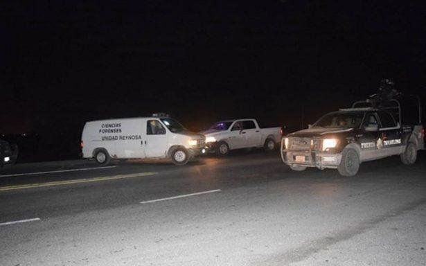 Enfrentamiento en Reynosa deja cuatro civiles muertos