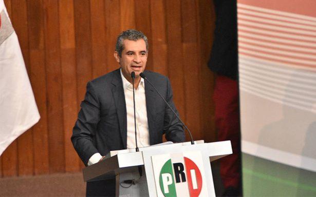 Convención de delegados elegirá al candidato del PRI