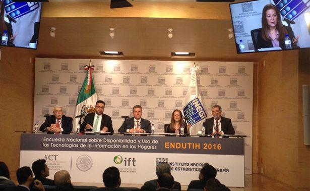 Más del 50 por ciento de mexicanos sin acceso a internet: INEGI