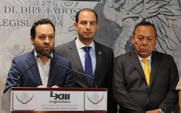 Frente Legislativo amenaza con no permitir instalación de Mesa Directiva