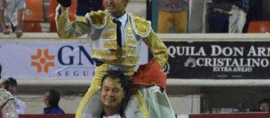 Joselito Adame, tarde redonda  en la Plaza Monumental