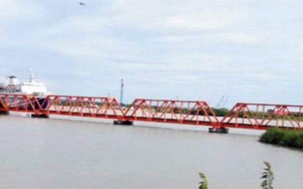 El río Pánuco se acerca a su escala crítica, informó Protección Civil