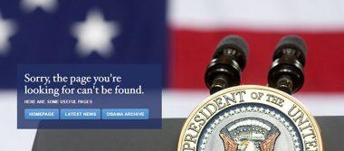 Casa Blanca justifica ausencia de español en su sitio por estar en construcción
