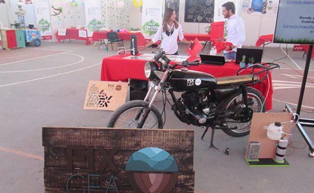 Prueban en Torreón sistema  alterno de combustible