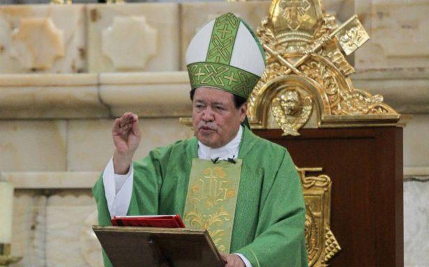 Iglesia debe meterse en la política como lo hizo Jesús en su tiempo: Norberto Rivera