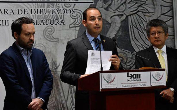 Oposición demanda diálogo con Osorio Chong ante crisis en Congreso