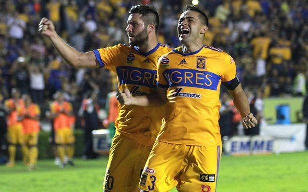 Tigres liquida al Campeón