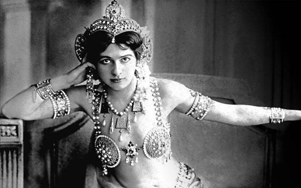 Mata Hari, 100 años de muerte