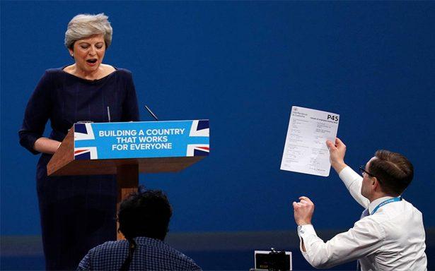 Gran Bretaña, lista por si fracasan negociaciones de salida de UE