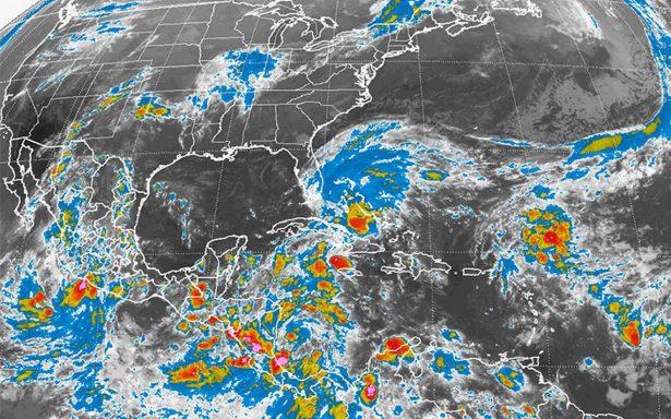 Emiten alerta verde en Quintana Roo por llegada de tormenta tropical Nate