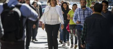 """""""Estaré en la boleta y ganaré""""; Margarita Zavala niega que decline a favor de Meade"""