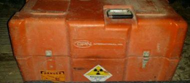Localizan material radiactivo en Ciudad Juárez, Chihuahua