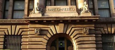 Creció 5.8% a tasa anual financiamiento de la banca, informa e Banco de México