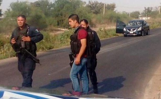 Ejecutan a comandante de la Policía Estatal en Sinaloa