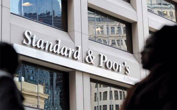 Sistema financiero mexicano, sólido para un fracaso: Standard & Poor's