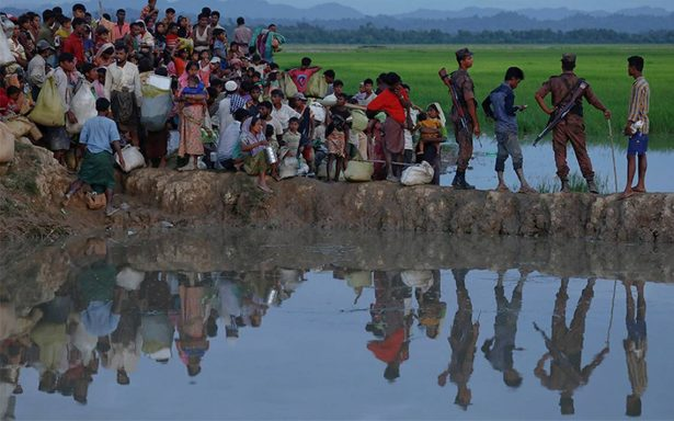 """""""Llevan a cabo limpieza étnica"""" en Birmania, acusa Naciones Unidas"""