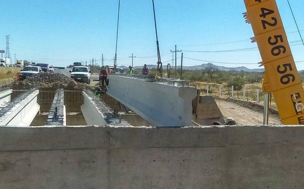 Constructoras paran carreteras de Chihuahua