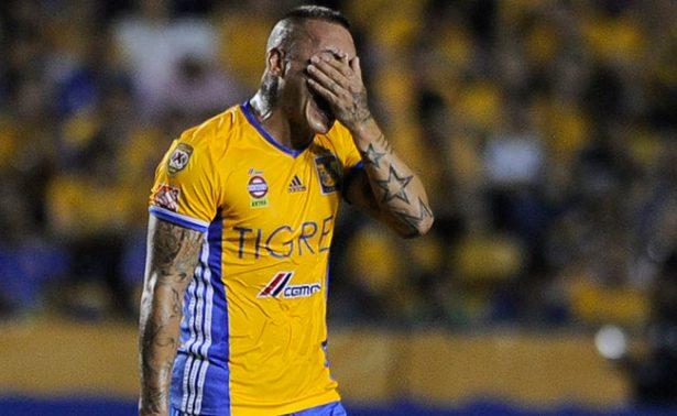 Tigres y Pachuca empatan en la final de ida de la Concachampions