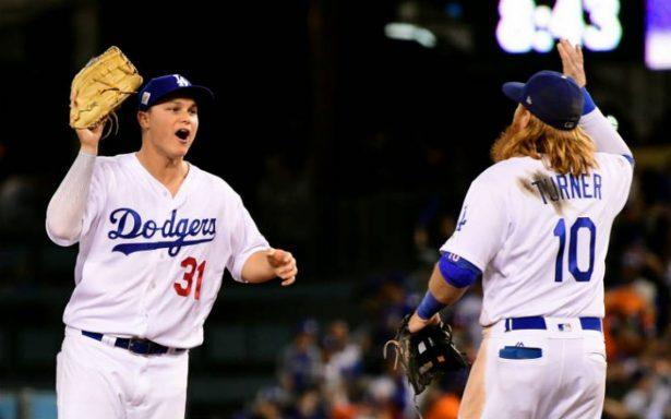 Dodgers vence a Astros, empata la Serie Mundial y habrá juego 7