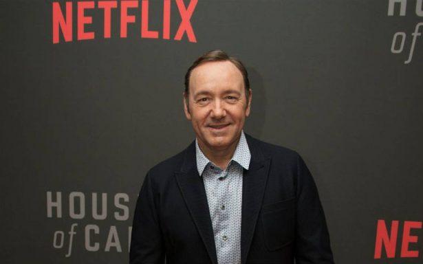 Netflix rompe relaciones con Kevin Spacey