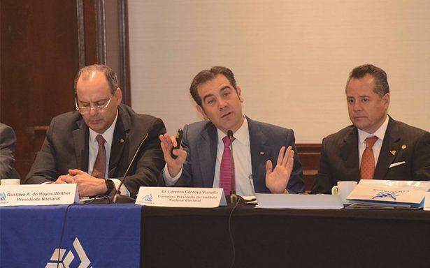 IP exige a INE evitar desvío de dinero durante campañas electorales