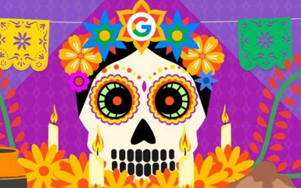 Google se une a la celebración del Día de Muertos