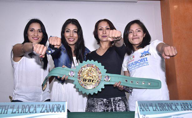 Semifinales en el Torneo por el Cinturón Diamante