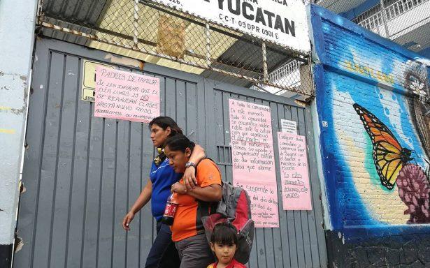 Sin definir reubicación de estudiantes de escuelas dañadas de la CDMX