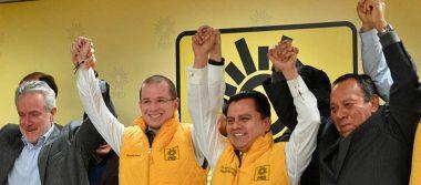 Anaya exige ciudadanos ejemplares en Sistema Nacional Anticorrupción, no cómplices del PRI