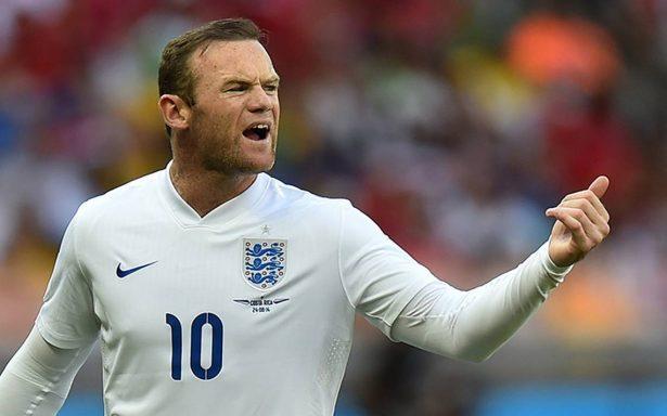 Arrestan a Wayne Rooney por conducir ebrio