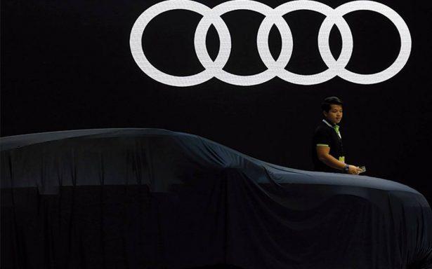 Audi plantea producir nuevo modelo de auto en Puebla