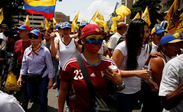 Muere mujer cerca de protesta en estado venezolano de Táchira