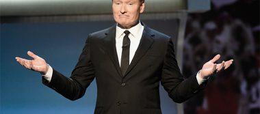 ¡S.O.S! Conan O'Brien es atendido de emergencia en la CDMX