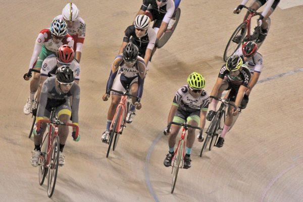 Selectivo estatal de ciclismo de pista