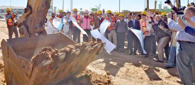 Arrancan obras de pavimentación en el Tercer Anillo de Circunvalación Sur