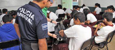 """La Comisión Legislativa de Derechos Humanos apoya """"Mochila Segura"""""""