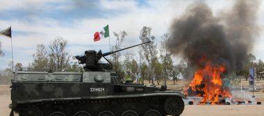 SE HABÍAN PODIDO ELABORAR SIETE MILLONES 895 MIL DOSIS  En la XIV Zona Militar incineraron  1.5 toneladas de estupefacientes