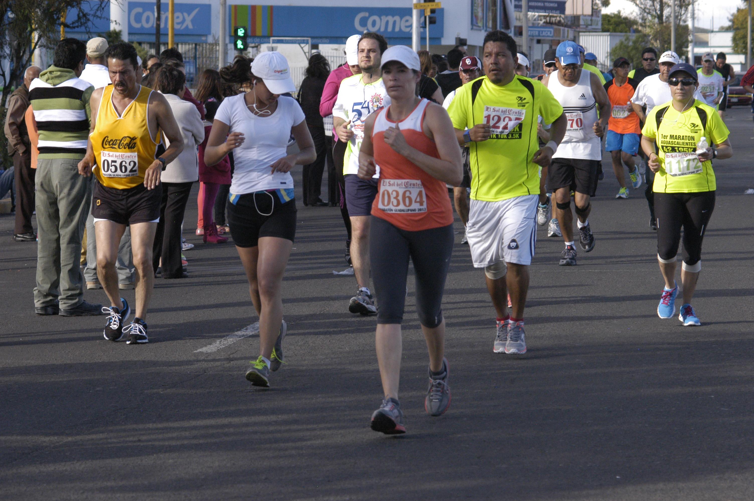 MAÑANA a las 9 horas tendrá lugar la carrera atlética en honor al Señor de La Salud